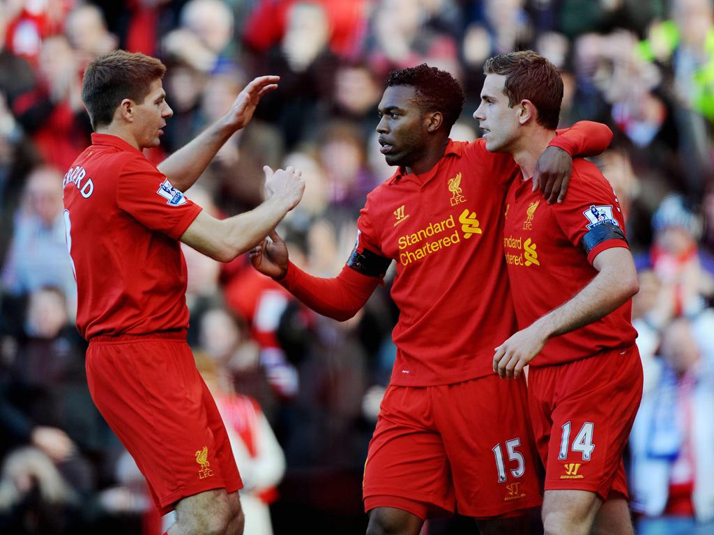 Liverpool vs Chelsea (EPA/PETER POWELL)