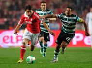 Benfica vs Sporting (INACIO ROSA / LUSA)