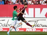 Nuremberga vs Greuther Fuerth [EPA/Daniel Karmann]