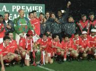 1992/93: o início da era dourada de Alex Ferguson