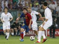 2008/09, o sonho de ganhar cinco títulos