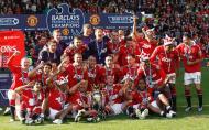 2010/11, oficialmente o maior de Inglaterra