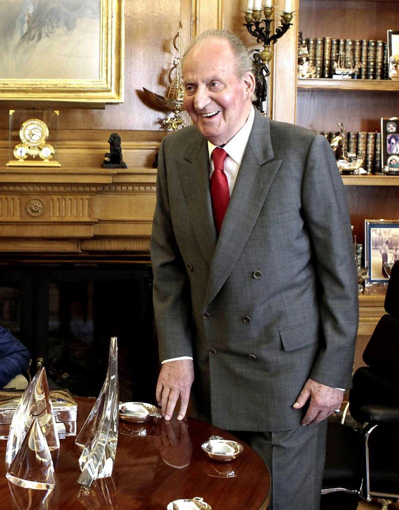 Juan Carlos - Prémio Cervantes 2013 Foto: Reuters