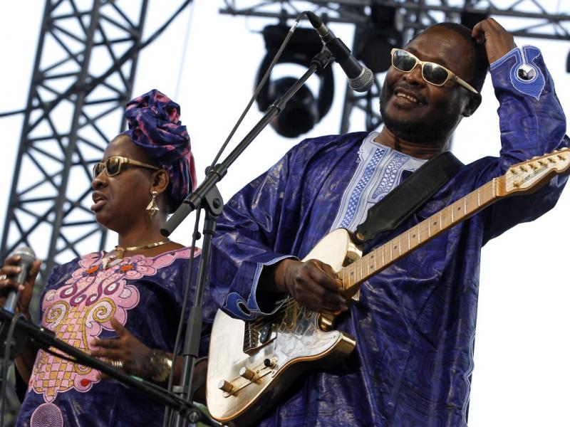 Amadou & Mariam (Reuters)