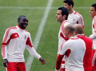 Benfica confiante em Istambul