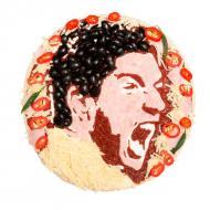 Luis Suarez Pizza