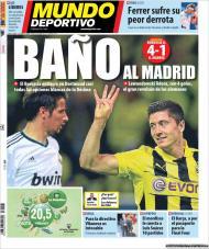Mundo Deportivo (25 de abril)