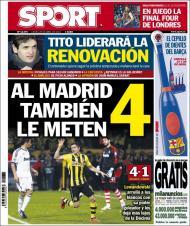Sport (25 de abril)