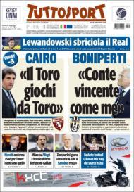 Tuttosport (25 de abril)