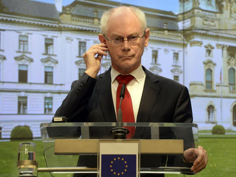 Herman Van Rompuy (EPA/FILIP SINGER)