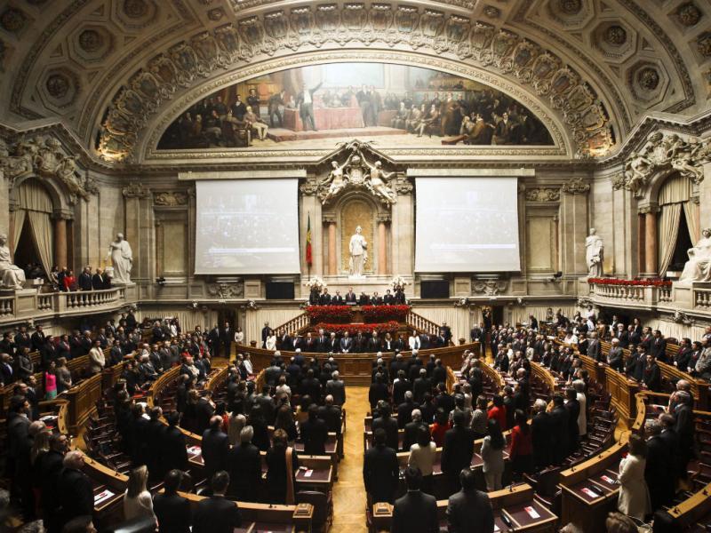 Assembleia da República (Lusa)