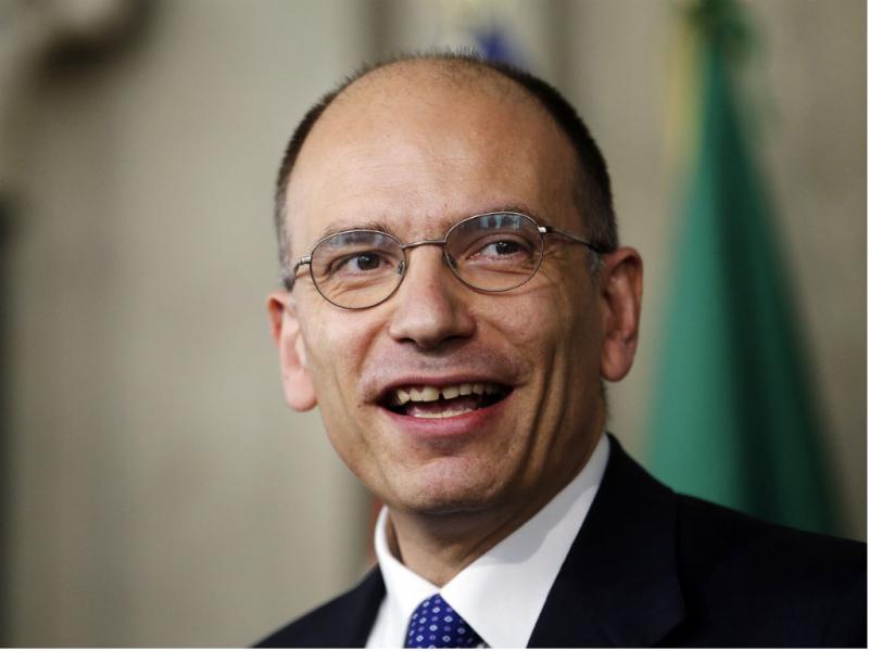 Enrico Letta (Reuters)