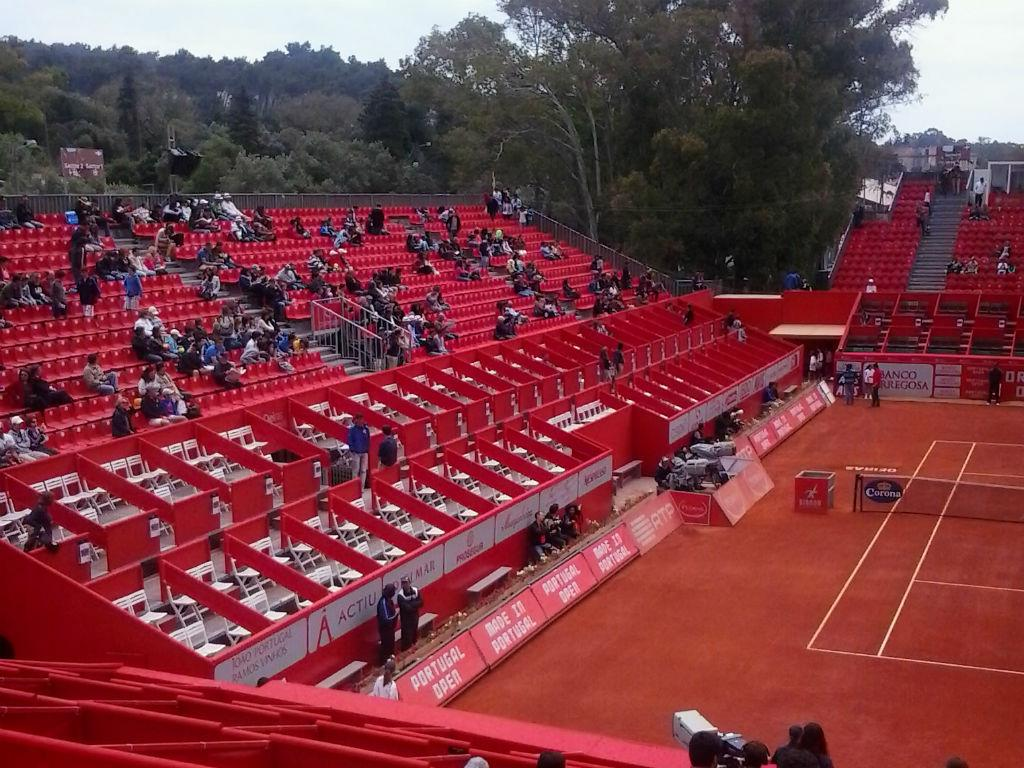Court Central do Portugal Open