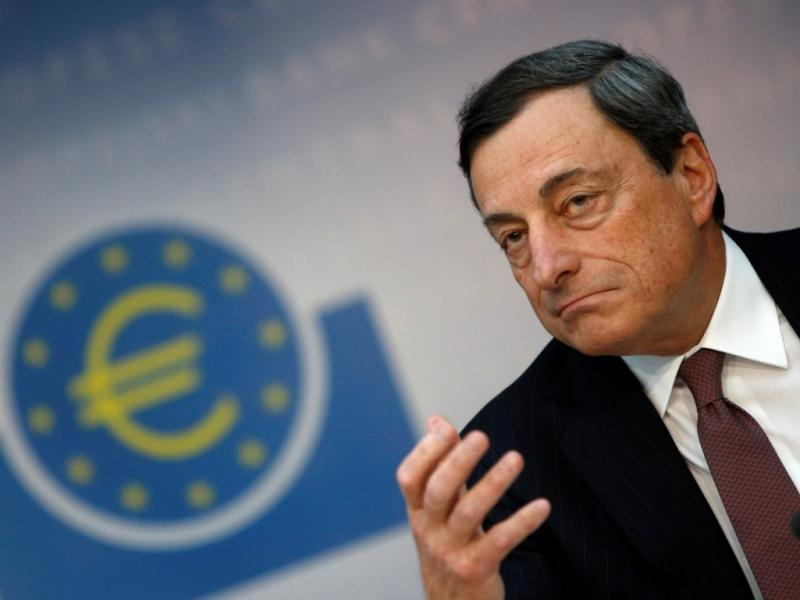Mario Draghi (Reuters)