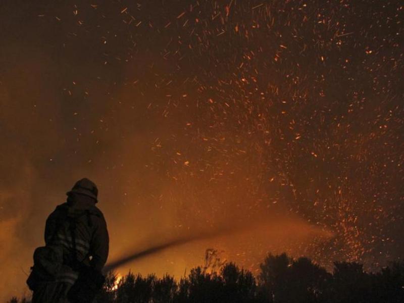 Incêndios na Califórnia (REUTERS)
