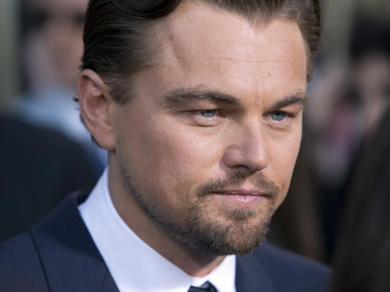 Leonardo DiCaprio na antestreia de «O Grande Gatsby» em Nova Iorque (Reuters)
