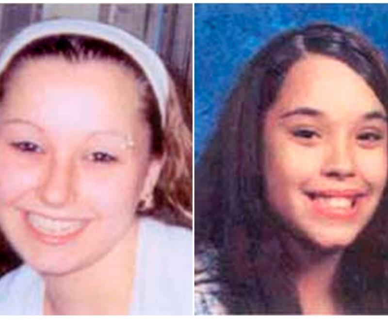 Amanda Marie Berry  e Georgina Lynn Dejesus desaarecidas há 10 anos encontradas com vida Foto Reuters