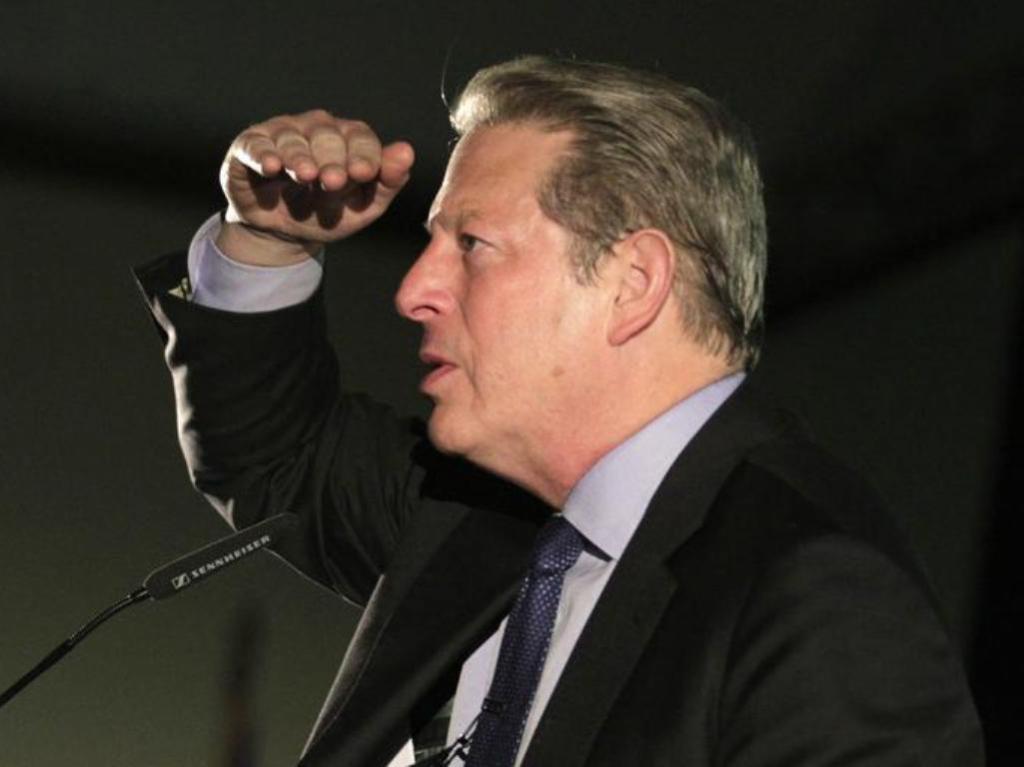 Al Gore [Reuters]