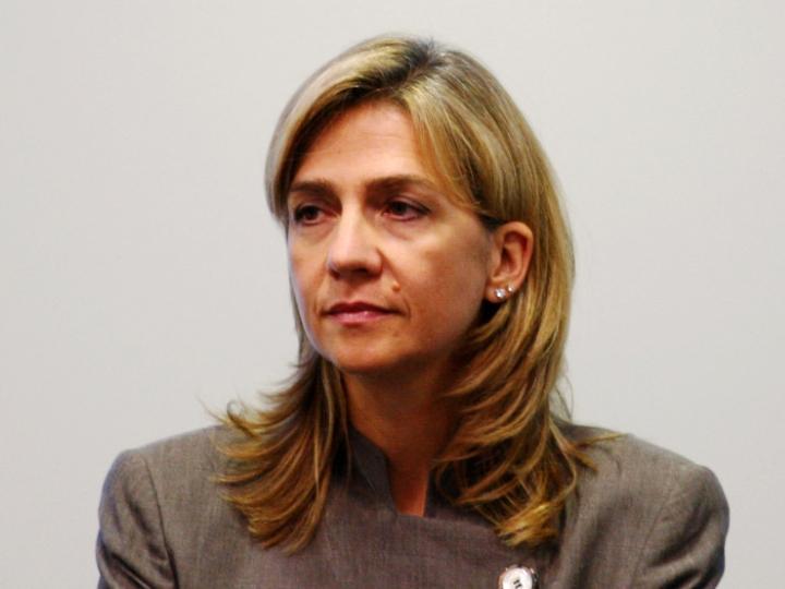 Infanta Cristina (Reuters)