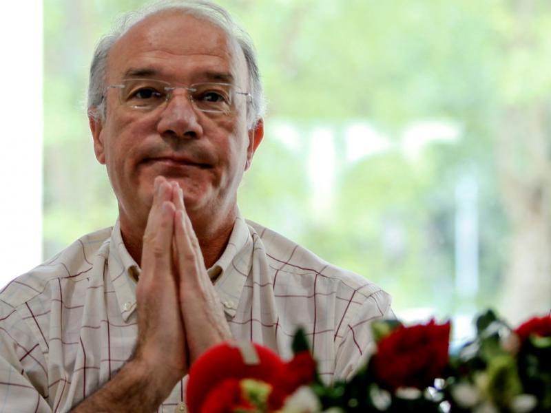 Secretário-geral da CGTP, Arménio Carlos (Paulo Cunha / Lusa)