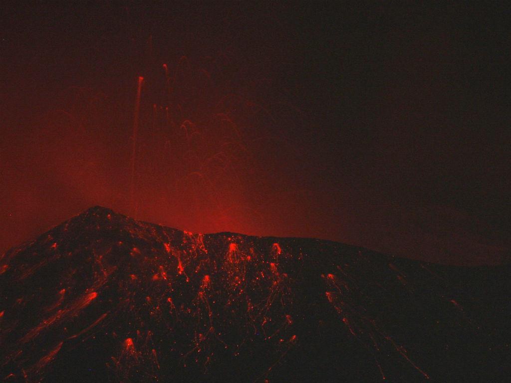 Vulcão Popocatéptl, no México (EPA/Francisco Guasco)