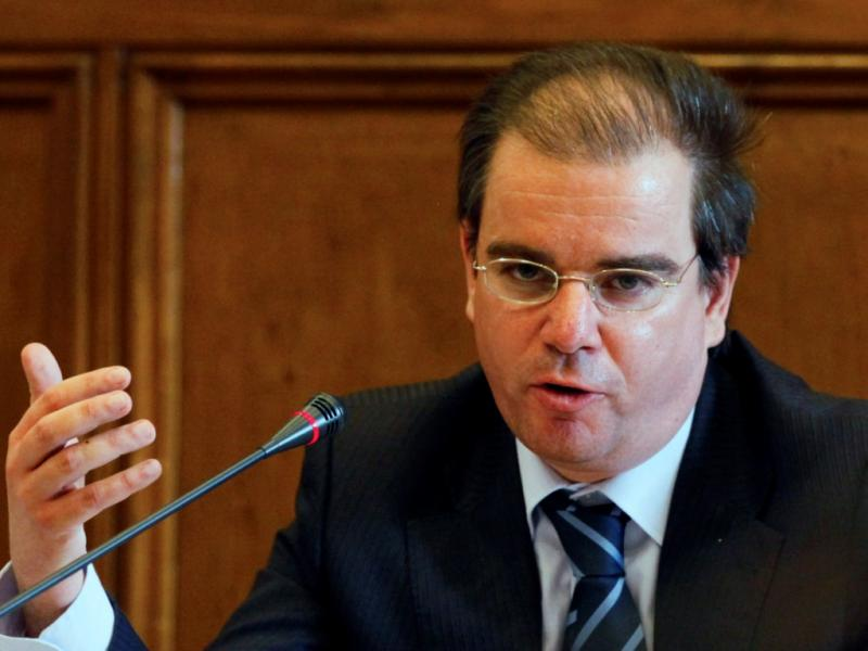 Secretário de Estado Hélder Rosalino (Lusa)