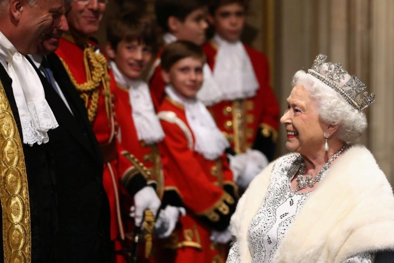 O discurso da Rainha (Reuters)