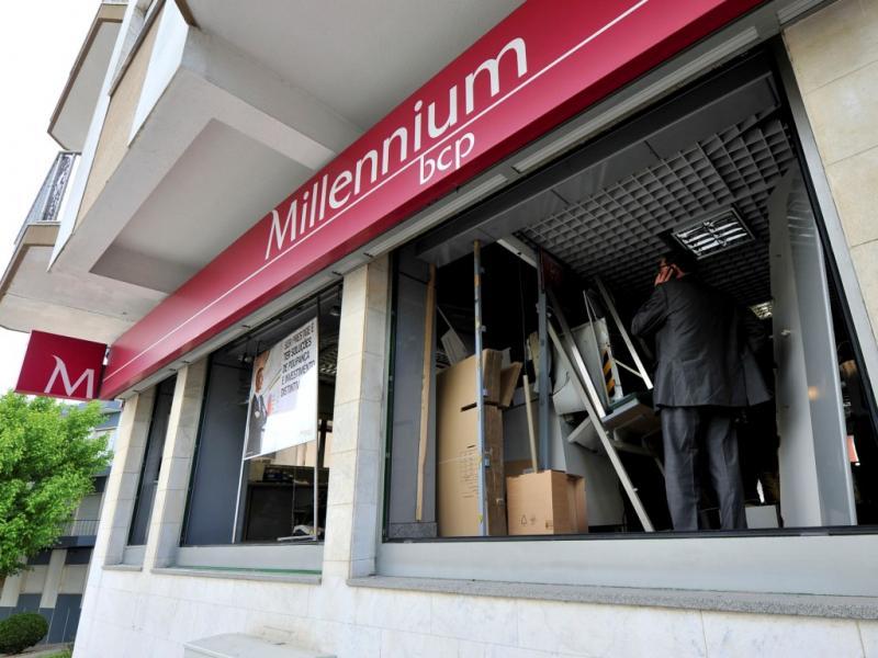 Assalto a multibanco em Palmela [LUSA]