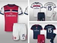 Arsenal: a nova pele dos «gunners»