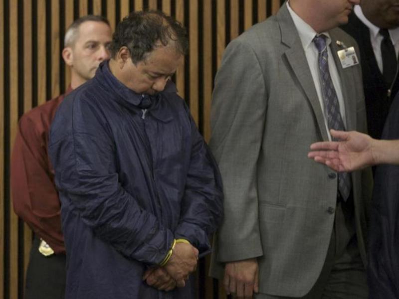 Ariel Castro em tribunal [Reuters]