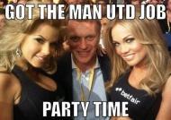 As melhores piadas sobre David Moyes no United