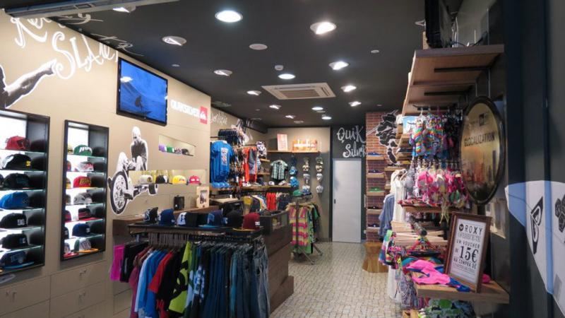 1 6 - Abertura nova loja Quiksilver em Aveiro Foto  Ricardo Bravo Quiksilver 3bebdb5ed5