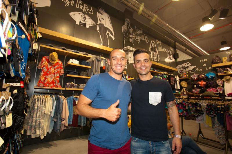 4 6 - Abertura nova loja Quiksilver em Aveiro Foto  Ricardo Bravo Quiksilver b341775c2a