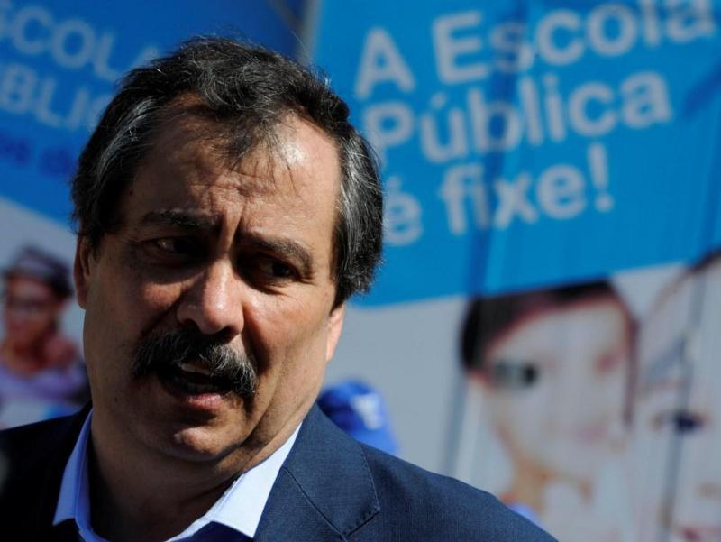 Mário Nogueira (FERNANDO VELUDO / LUSA)