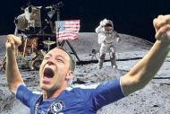 Terry não joga mas festeja: outra vez?