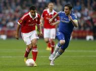Benfica vs Chelsea (LUSA)