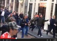 Confrontos em Amesterdão