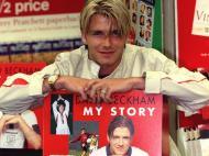 David Beckham: autobiografia, ainda nos anos 90