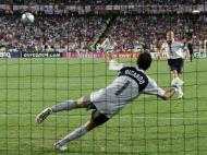 David Beckham: histórico, o penalty falhado frente a Portugal no Euro 2004