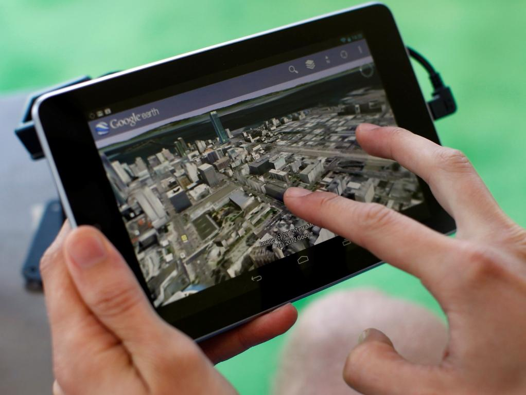 Google Maps (Reuters)