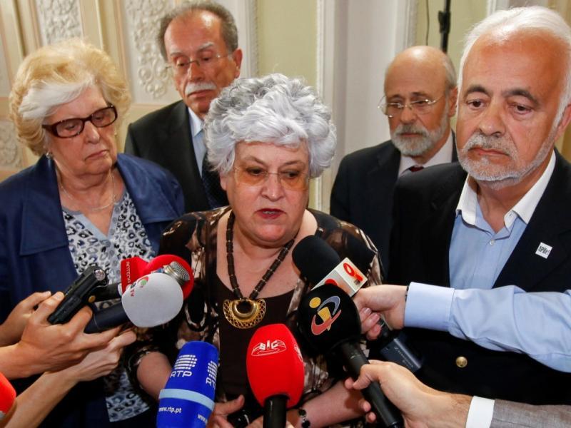 A líder da APRe! - Associação de Aposentados, Pensionistas e Reformados, Maria do Rosário Gama (Lusa)