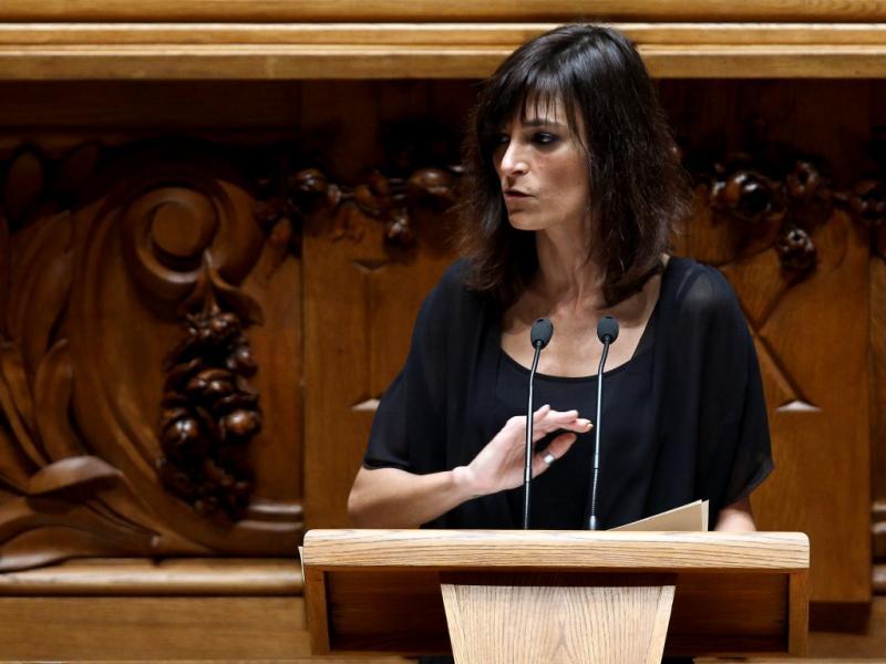 Isabel Moreira (LUSA)