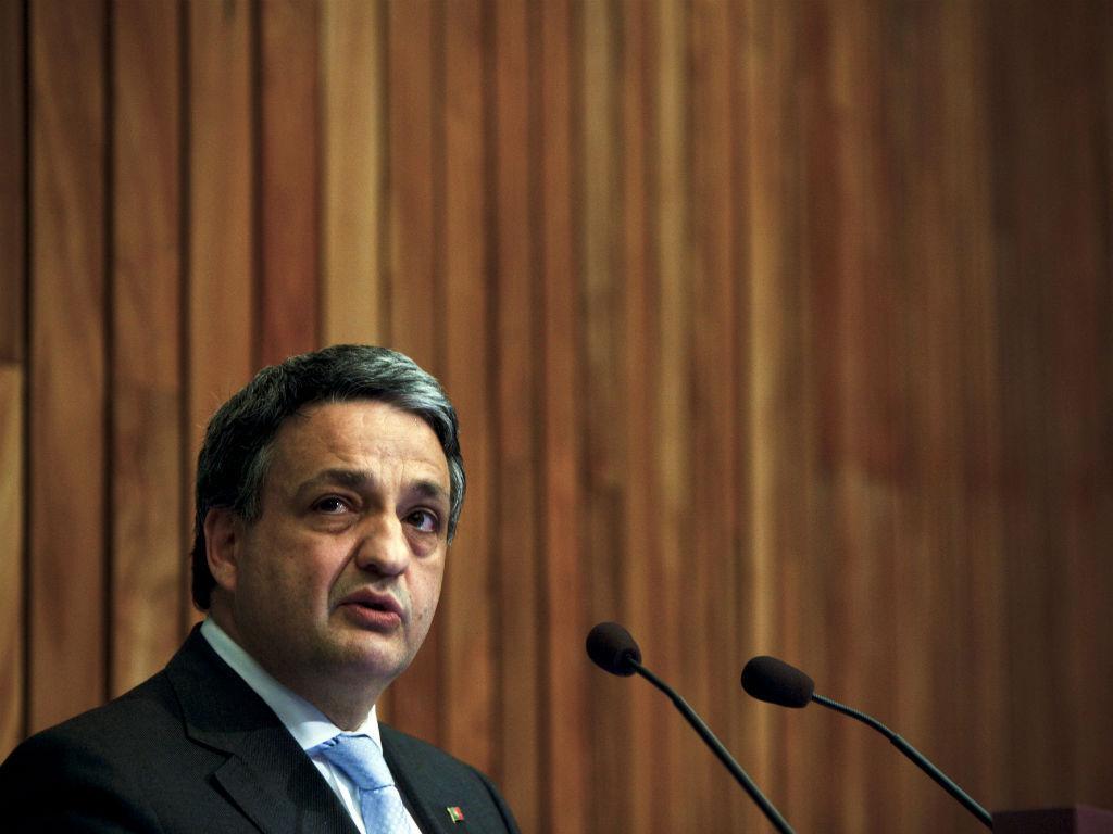 Paulo Macedo (Lusa/Miguel A. Lopes)