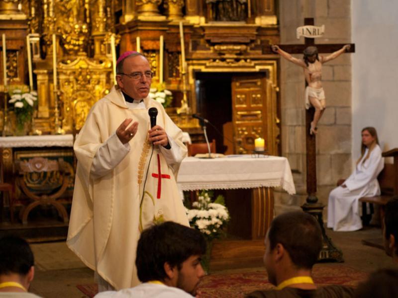 D. Manuel Clemente (foto Diocese do Porto)