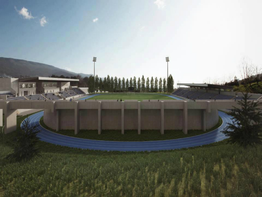 Estádio Municipal Arouca