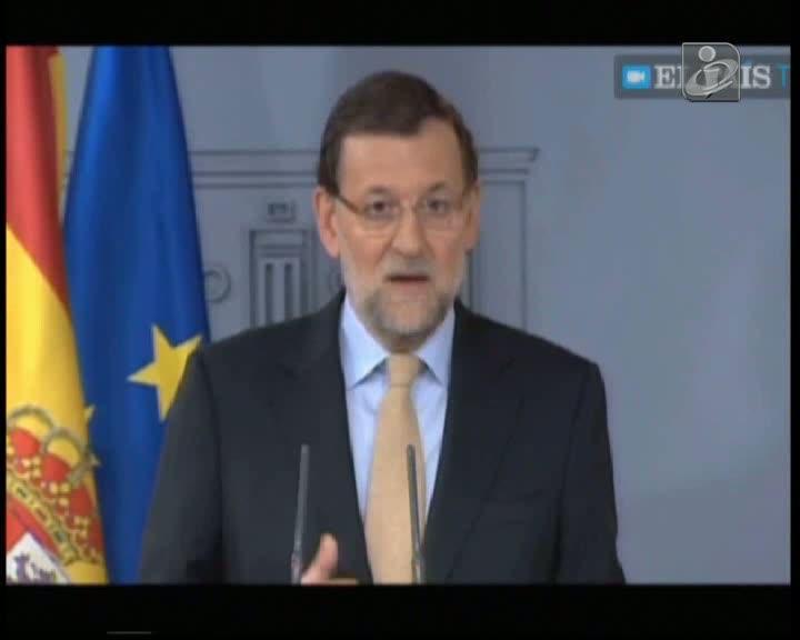 Rajoy diz que o pior já passou