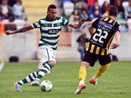 Beira Mar vs Sporting (PAULO NOVAIS/LUSA)
