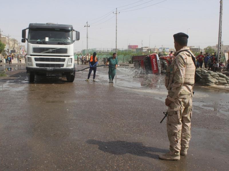 Atentado no Iraque (REUTERS/Mohammed Ameen)
