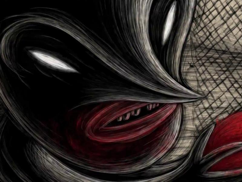 «Kali, o Pequeno Vampiro»