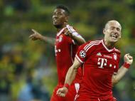 Borussia Dortmund vs Bayern Munique (REUTERS)